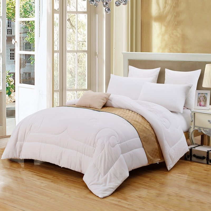 Kids Twin Bedding Sets | Sale Luxury 100%Cotton Twin/Full/Queen/King Adults  Kids White Comforter Bedding Throw Blanket Quilt Sets For  Winter/Autumn/Summer ...