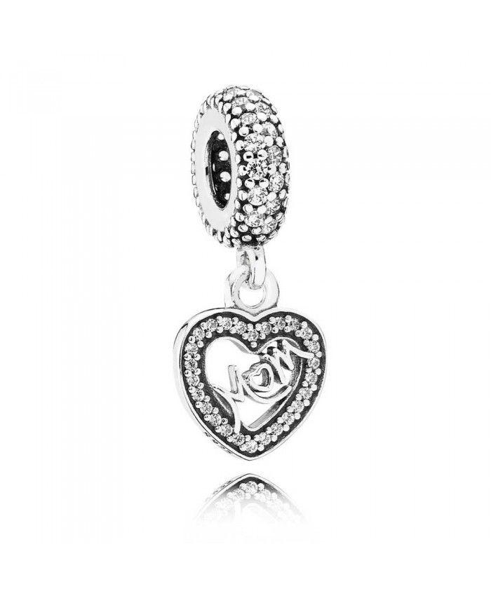 Pandora Centre Of My Heart Pendant Charm Uk Pandora Jewelry John Greed Jewellery Pandora Silver
