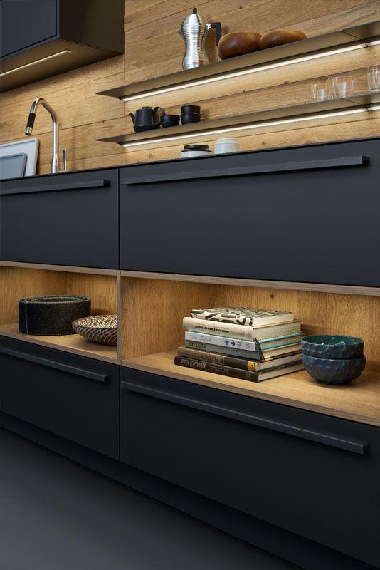 Кухня Leicht Bondi ǀ Valais Идеи по оформлению кухни Pinterest