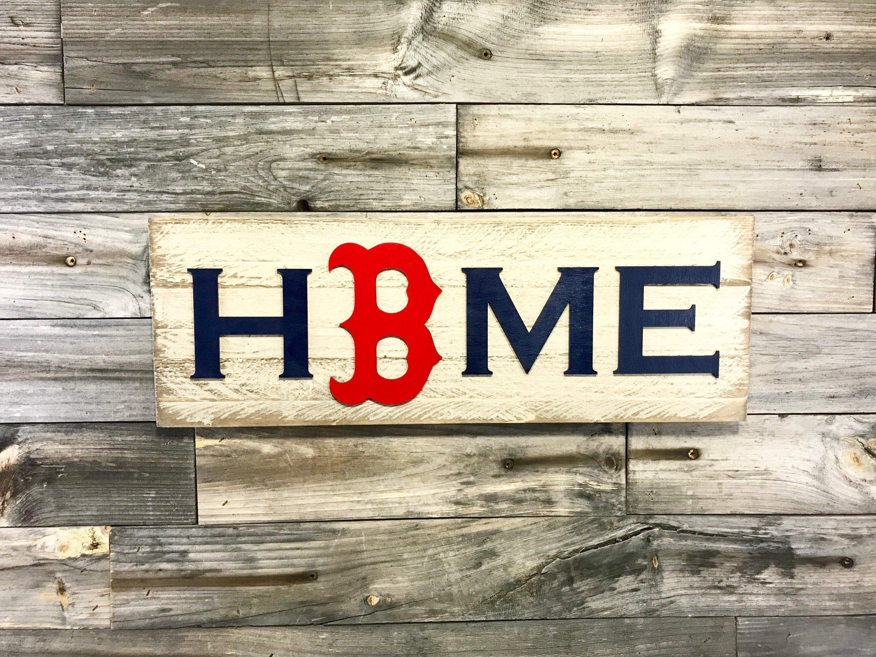 Boston Red Sox Home Plaque Sign Etsy Boston Red Sox Red Sox Buster Posey [ 2250 x 3000 Pixel ]