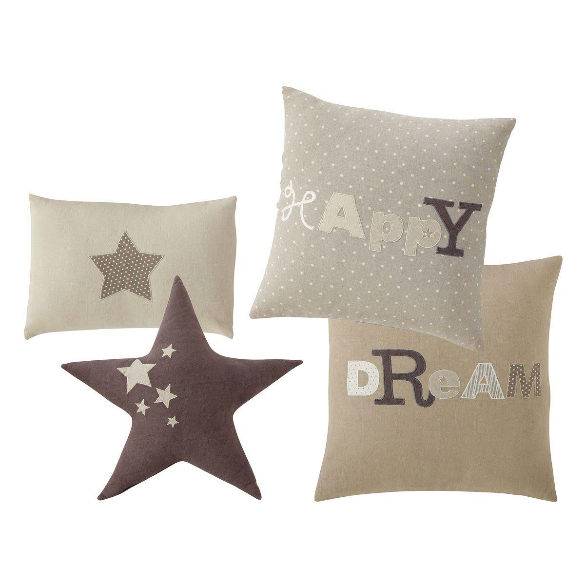 Set di 4 cuscini per bambini Dream