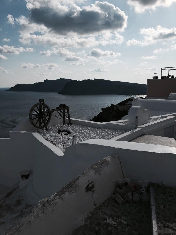 Santorini just now 21/5/2015