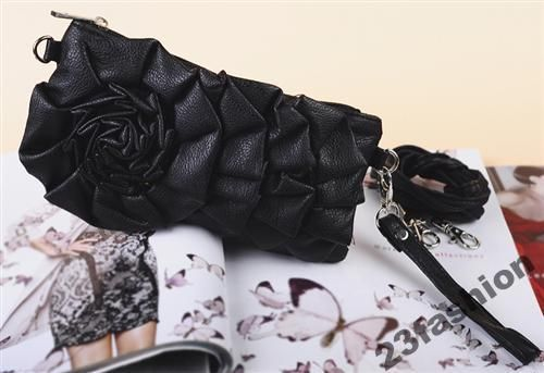 Listonoszka Adele Modna Kwiat 3d Na Prezent 3671282986 Oficjalne Archiwum Allegro Bags Louis Vuitton Sneakers