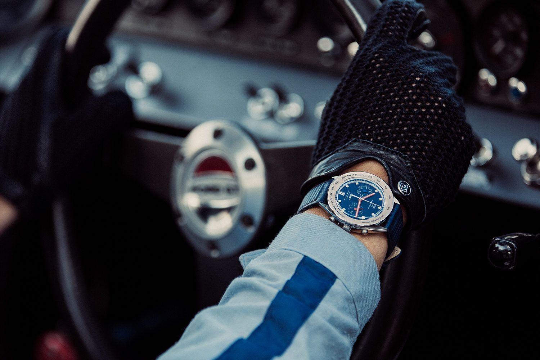 Autodromo Ford Gt Endurance Chronograph Nuevosrelojes Com Cronografos Autodromo
