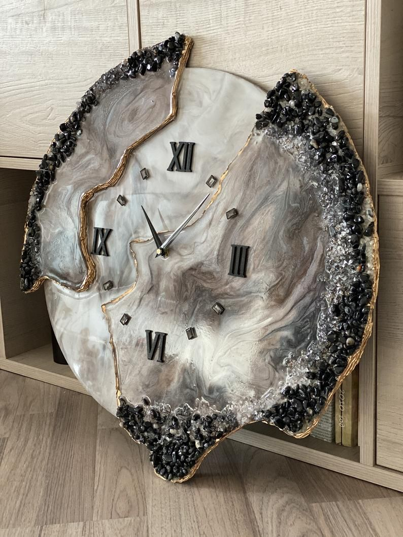 Large Wall Clock - Wall Decoration - Home Decor -