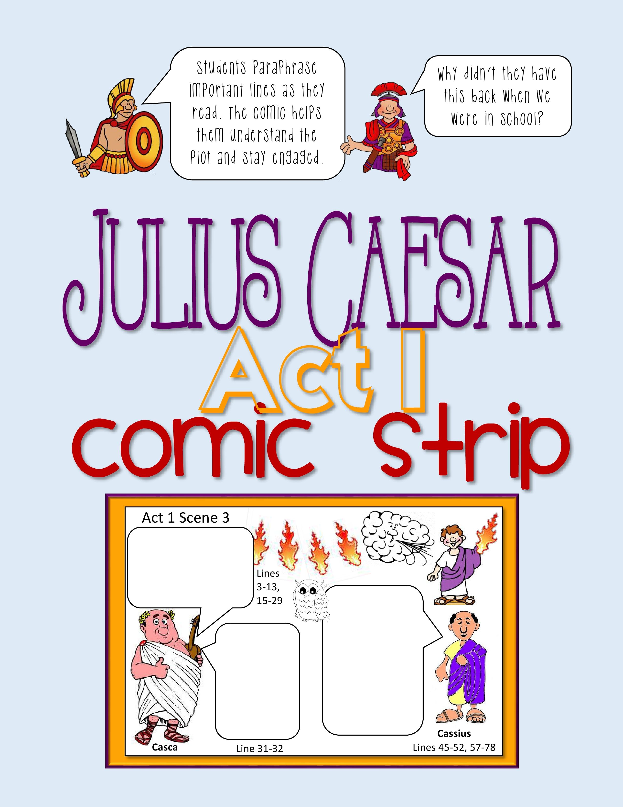 Julius Caesar Act 1 Summary and Analysis | GradeSaver