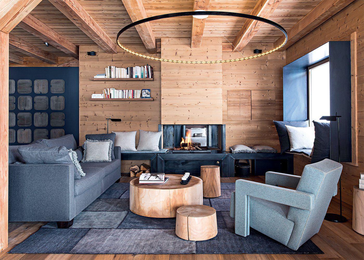 Total look bois au salon : nos plus belles inspirations ...