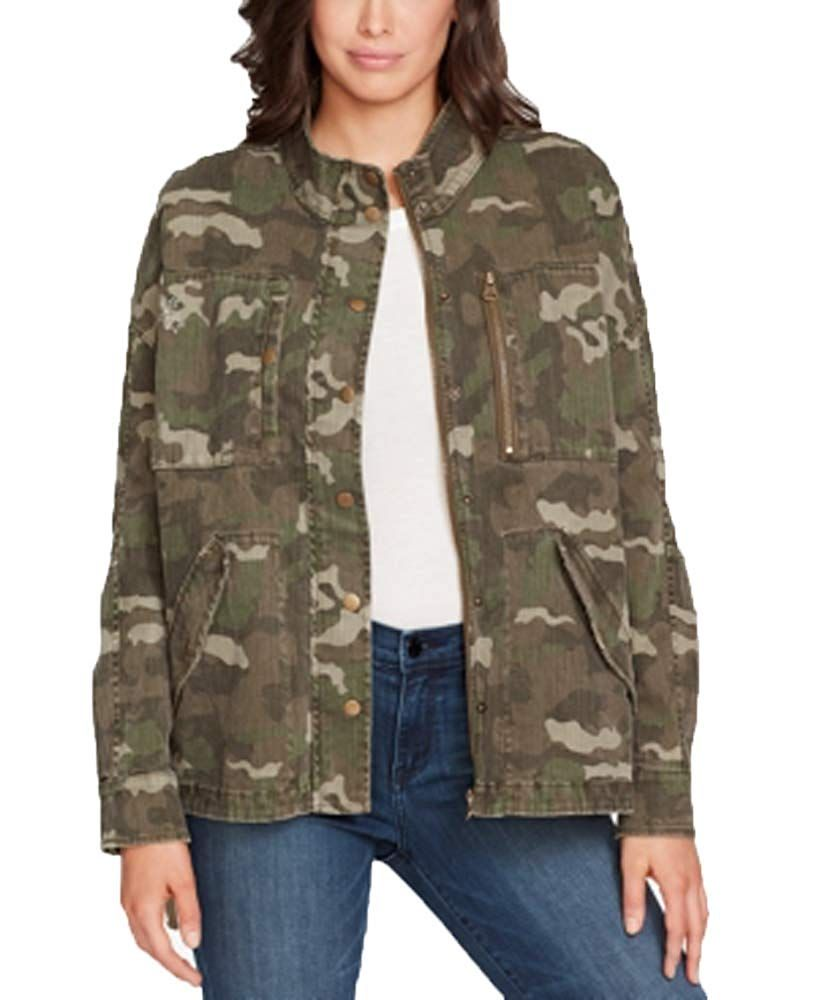 6f696143d63ef William Rast Womens Vianne Military   Clothing between 100-200 ...