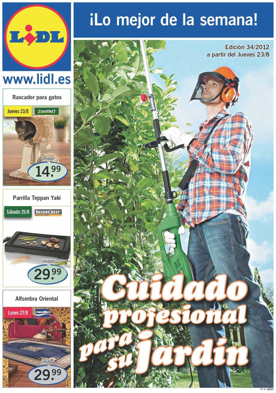 Lidl te da las mejores propuestas para ser un experto en tu jardín /  sc 1 st  Pinterest & Lidl te da las mejores propuestas para ser un experto en tu jardín ...
