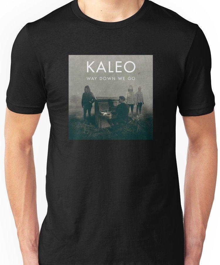 kaleo tour 2016 sheilamajid sm saii 1 Unisex T-Shirt