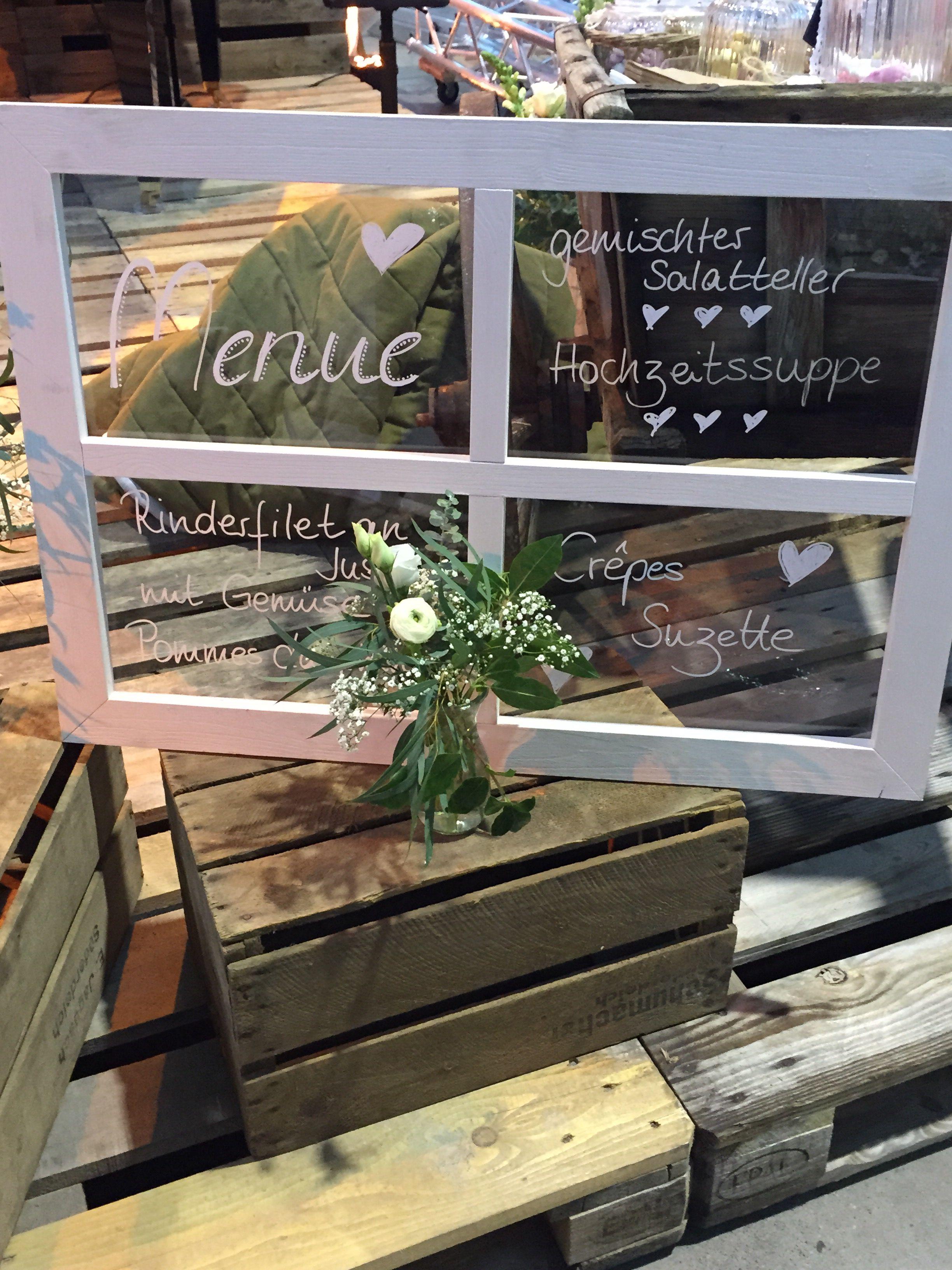 Fensterrahmen zum Beschriften | Hochzeitsideen | Pinterest