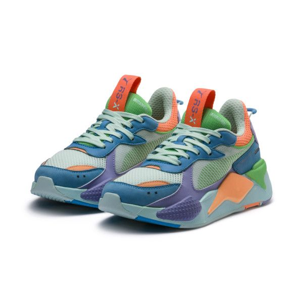 wholesale dealer 9bf1e f0075 Image 2 of RS-X Toys Sneakers in Bonnie Blue-Sweet Lavender