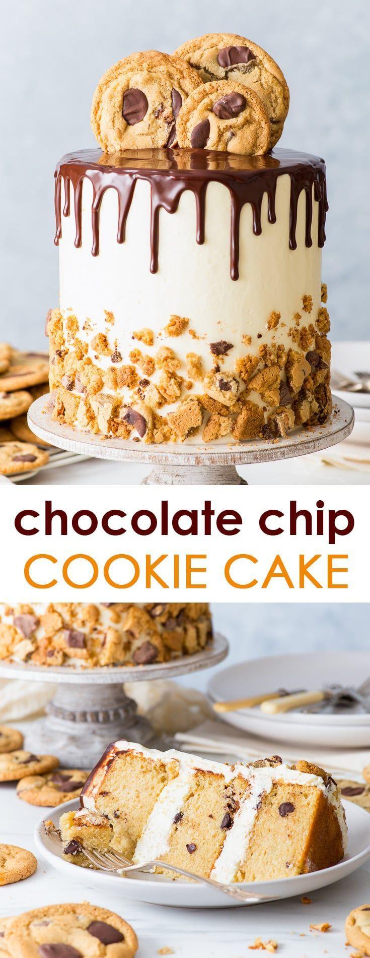 Schokoladenkekskuchen (glutenfrei) -  Ein Dessert, das nicht ...