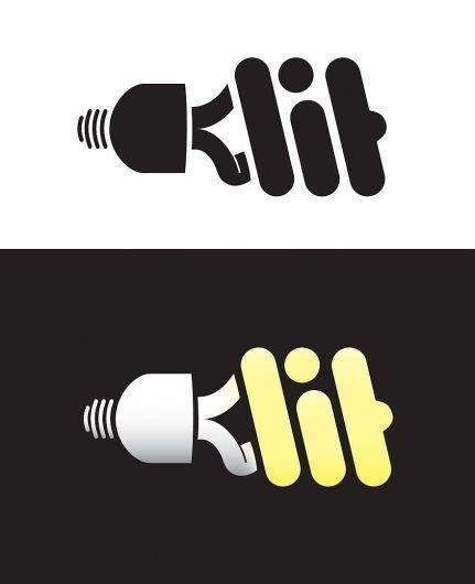 Lit Logos Creattica With Images Graphic Design Logo