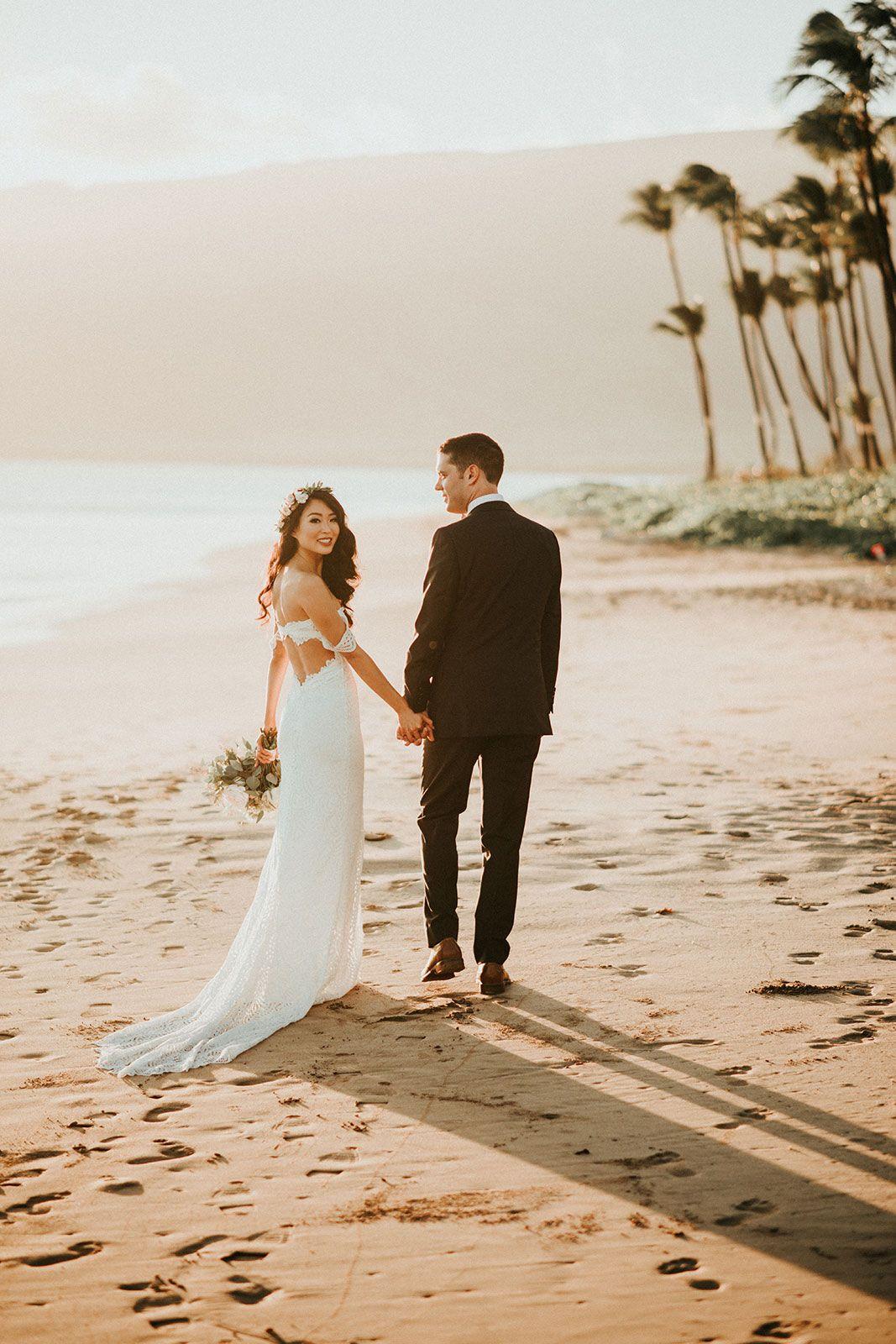 Aaron Jen In The Paloma Wedding Beach Wedding Reception 20