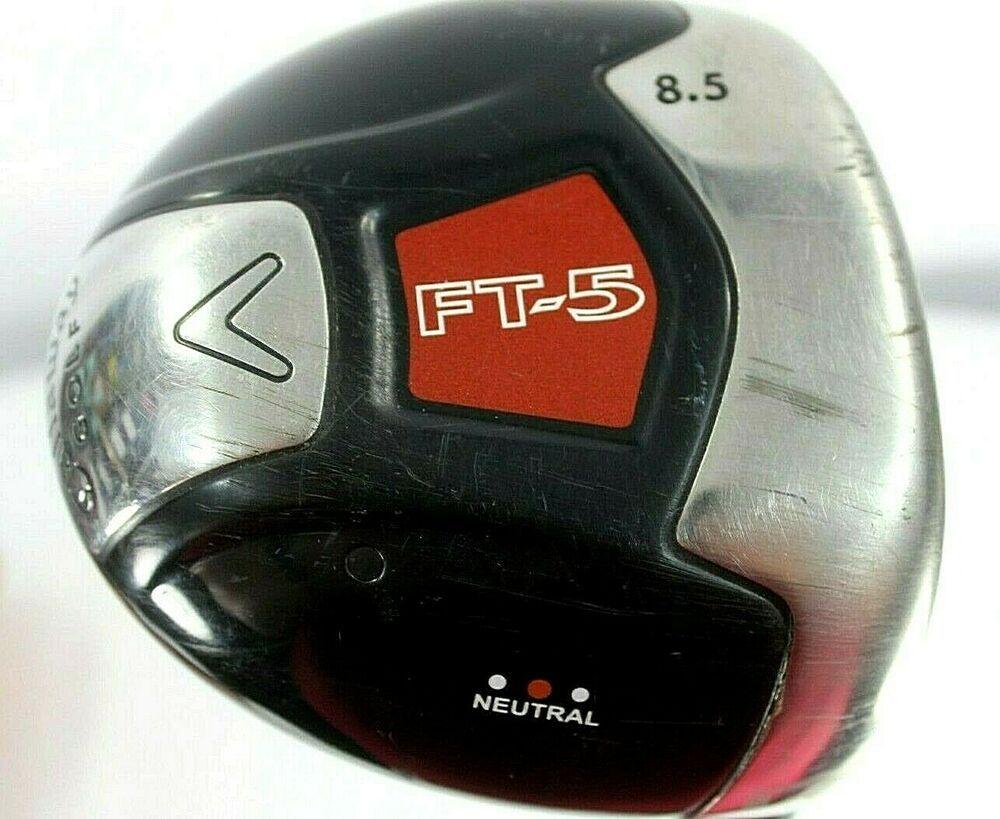 Callaway ft5 driver 85 neutral graman tp440 light