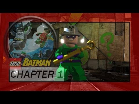 Lego Batman Chapter 1 Heroes Mr Freeze And Poison Ivy Lego