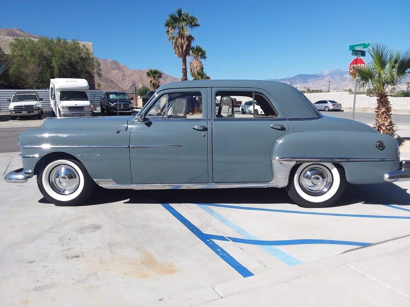 1950 Chrysler Windsor Ebay Chrysler Windsor Chrysler