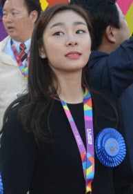 Kim Yu Na Makes Appearance at Special Olympics in Los Angeles | Koogle TV