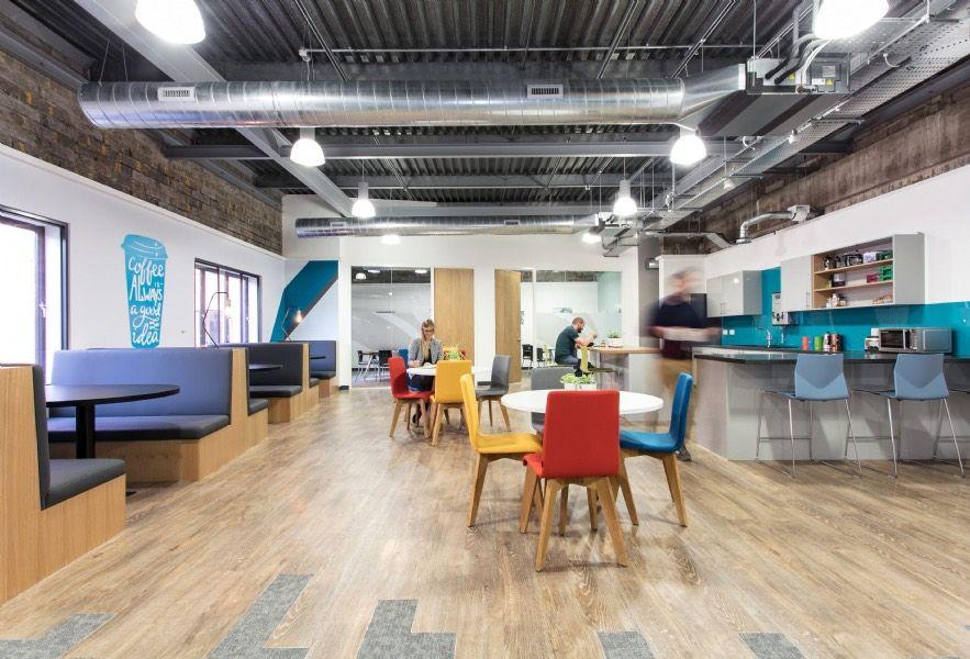 A Look Inside Slr S New Bristol Office Office Interior Design