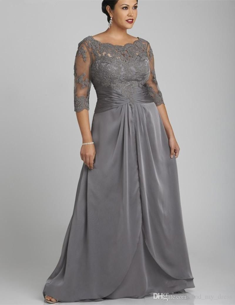 Mother of Groom Dress for Pear Shape