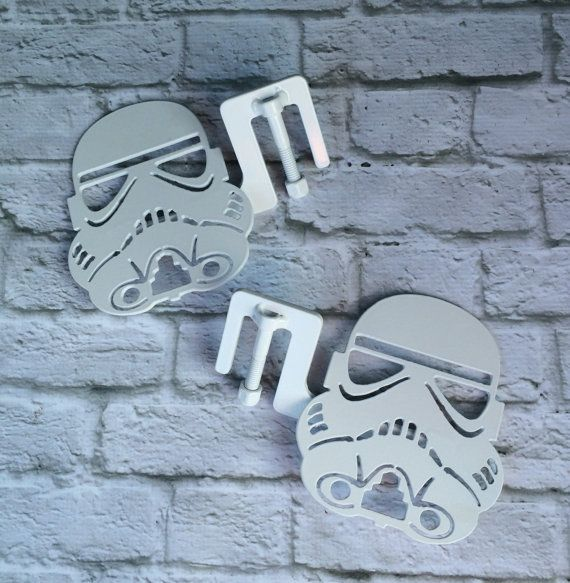 Storm Trooper Star Wars Foot Pegs For Wrangler Gladiator Etsy