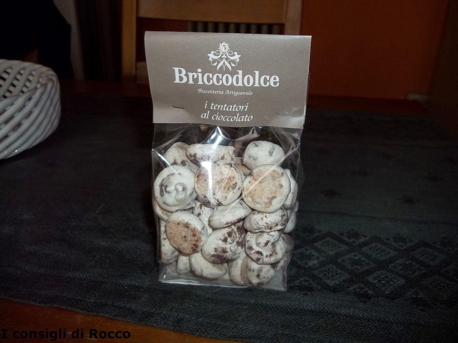 I tentatori al cioccolato Briccodolce