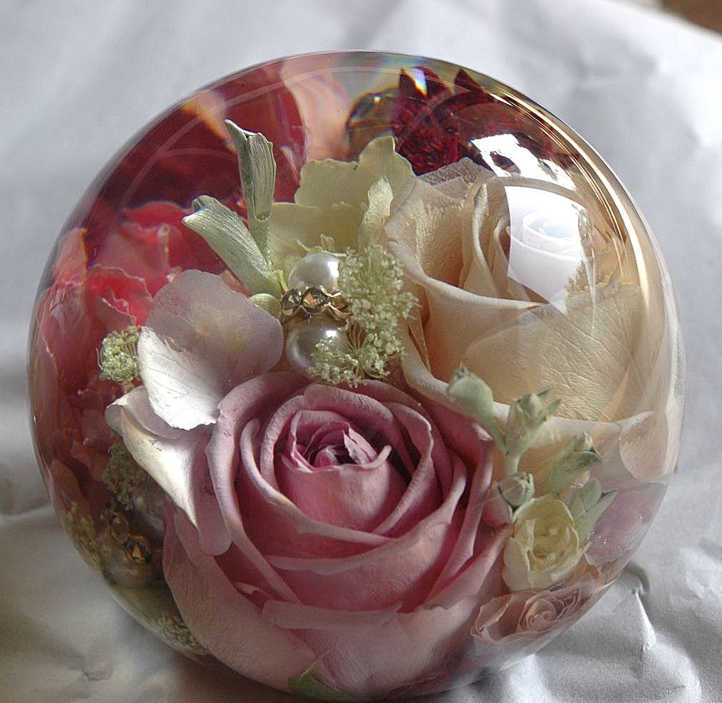 35 flower paperweights how to preserve flowers