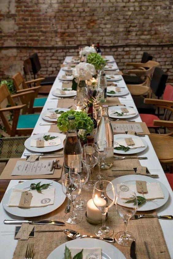 woodland wedding inspiration mariages deco mariage et table