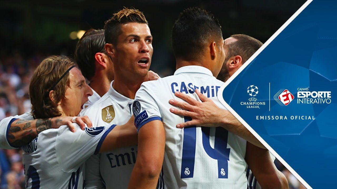 Melhores Momentos Real Madrid 3 x 0 Atlético de Madrid