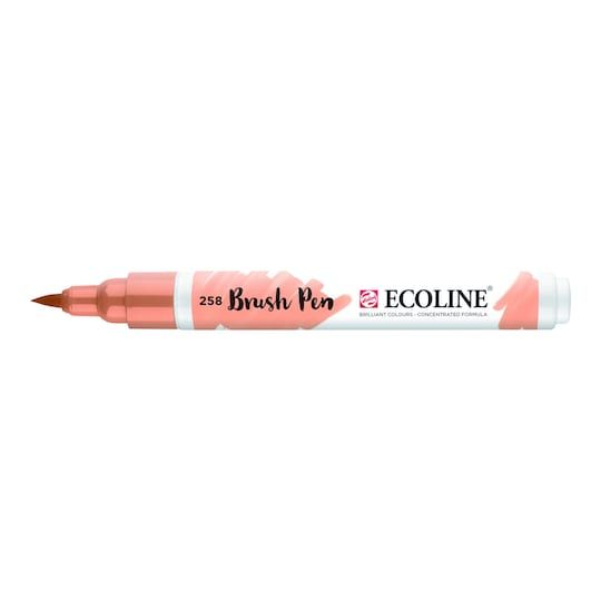 Ecoline Liquid Watercolour Brush Pen By Royal Talens In 258