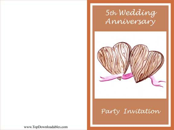 Free Printable Wedding Anniversary Decorations Invitation - Wedding invitation templates: 60th wedding anniversary invitations free templates