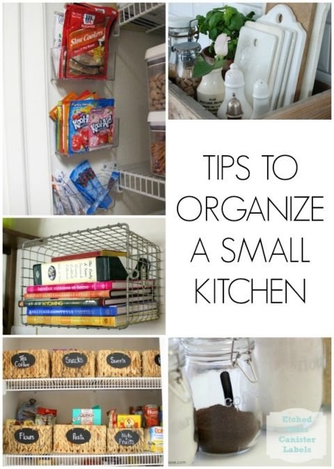 Tips to organize a small kitchen organizing kitchens and tips to organize a small kitchen makinghomebase workwithnaturefo
