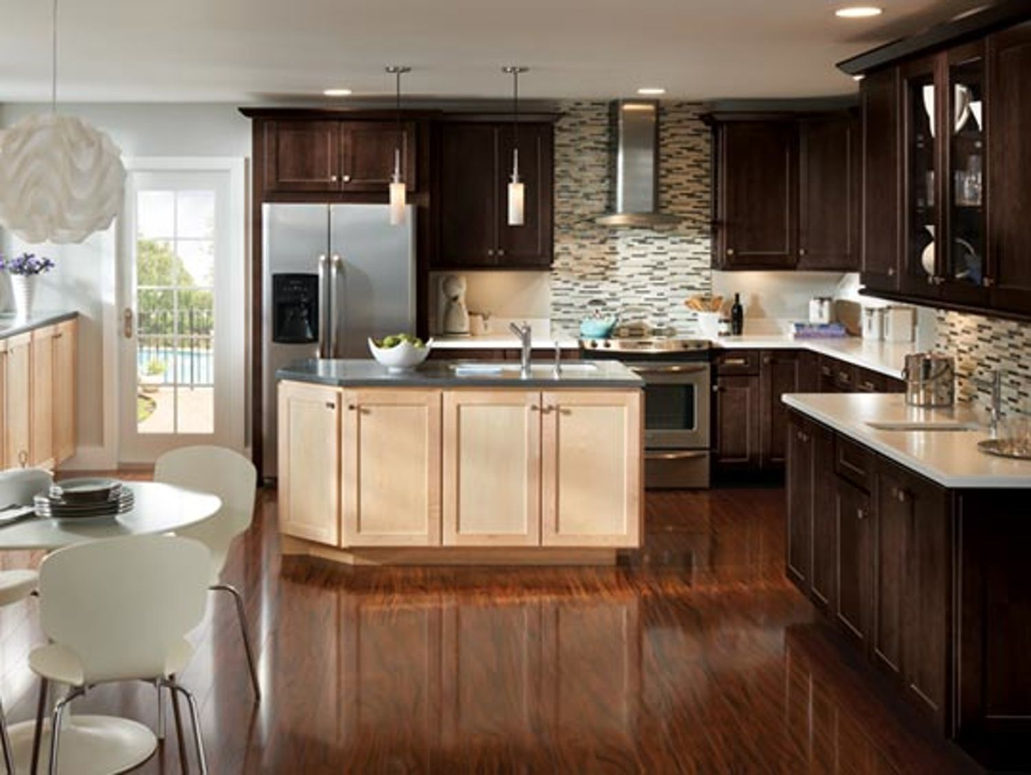 Renovation Resources: 10 Brands of American Made Kitchen ...