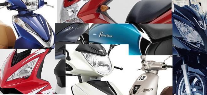 New and Upcoming Scooters in India 2015 - 16 http://www.carblogindia.com/upcoming-scooters-in-india-2015-16/