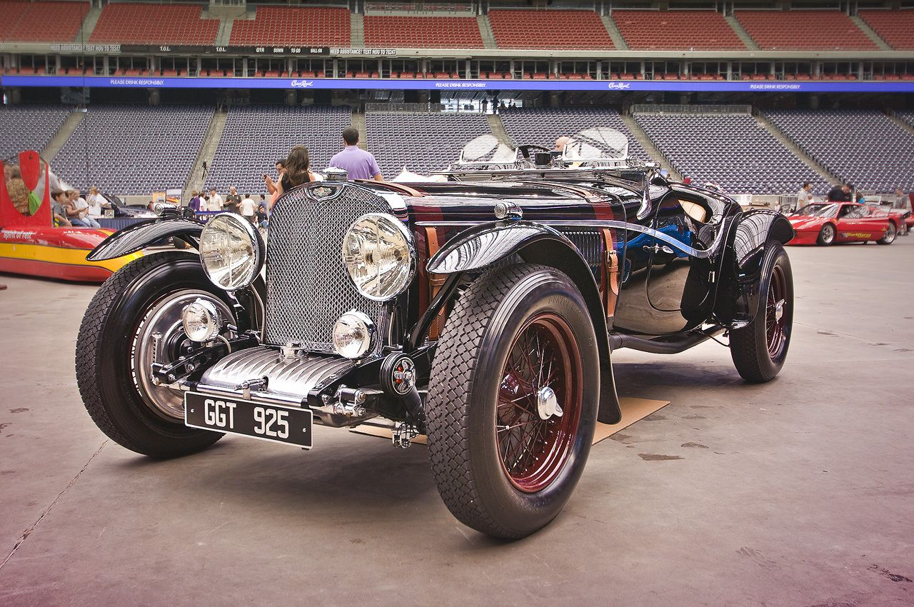 finest selection new arrival 100% top quality 1934 Triumph Dolomite 8C 2400 Grand Sport Roadster | British ...