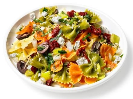 Summer pasta salad recipes food network forumfinder Gallery