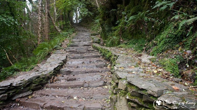 Best There Is A Long Set Of Stone Steps 190 Then 45 More 400 x 300