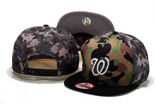 80662492bfd53 MLB CAMO Washington Nationals SNAPBACK HATS NEW ERA 016 Hats For Sale