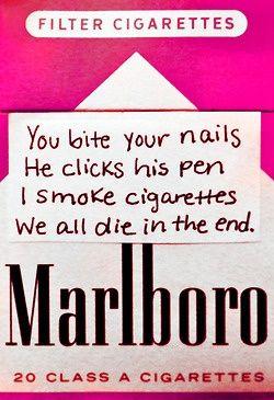 Meer Dan 1000 Ideeen Over Marlboro Cigarette Op Pinterest
