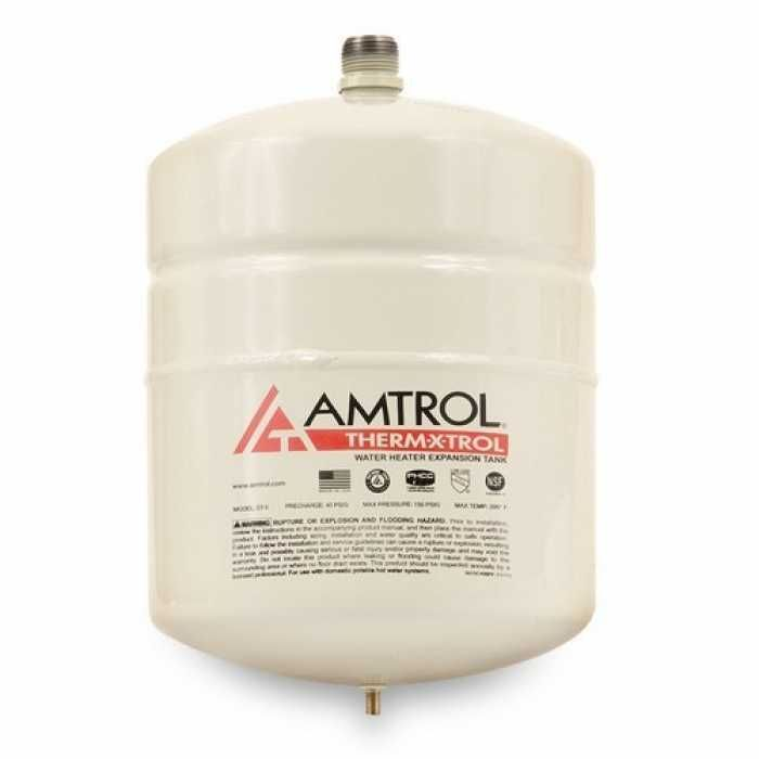 Amtrol 140n43 Therm X Trol St 5 Thermal Expansion Tank Water Heater Expansion Tanks Thermal Expansion Water Heating Systems