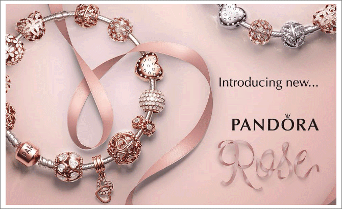 Pandora Rose Launches In The Uk Charms Pinterest Pandora