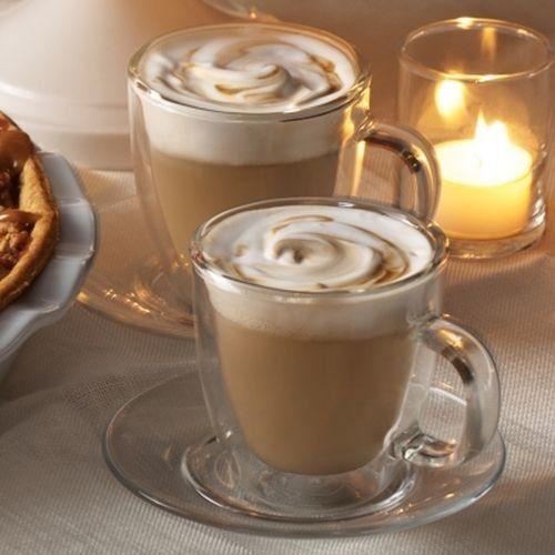 Kết quả hình ảnh cho what is Daily Chef French Vanilla Cappuccino 48 oz