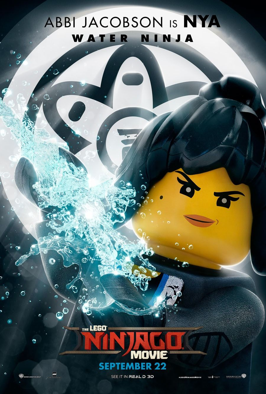 Return To The Main Poster Page For The Lego Ninjago Movie 28 Of 36 Lego Ninjago Movie Lego Ninjago Nya Lego Ninjago