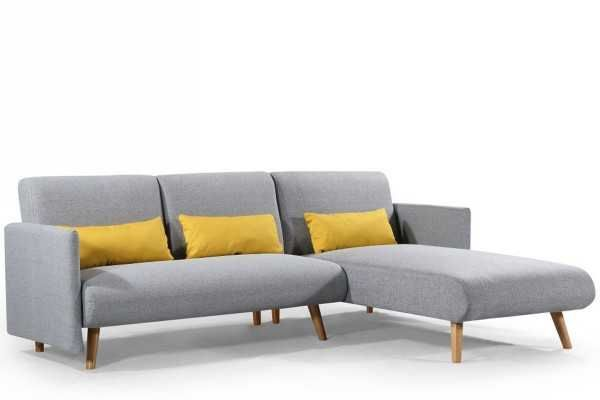 Cheap Sectional Sofas Los Angeles Light Grey Fabric Corner Sofa Bed u Chaise