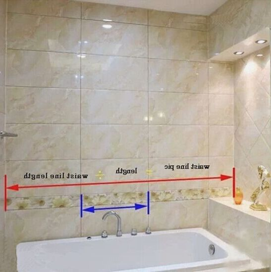 7 Things To Avoid In How To Calculate Tiles For Bathroom Tile Bathroom Bathroom Tiles