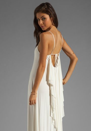 f60afe83944 This is beautiful  Rachel Pally  Lyle Maxi Dress in White at Revolve  Clothing -