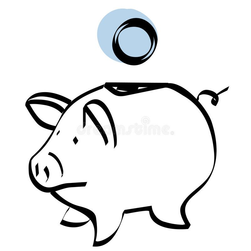 Piggy Bank Vector A Sketch Of A Piggy Bank Vector Eps File If You Are Interes Sponsored Advertisement Ad Bank Sketch File Piggy Vector Piggy Bank