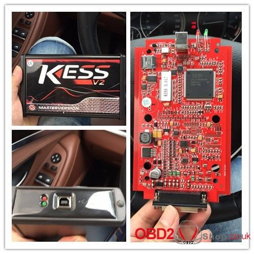 kess 5 017 red review | ECU chip tuning tools | Red, Euro