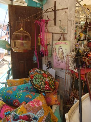 junk gypsy tent / u can NEVER have too much junk!!!!